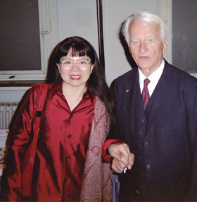 Concert for Richard von Weizsäcker, former president of Germany