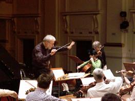 Paul Juon Triple Concerto - European Fine Arts Trio, Cracow Philharmonic, Tomasz Bugaj