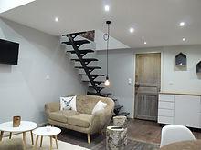 Séjour appartement N°934