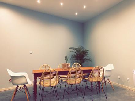 Espace réunion