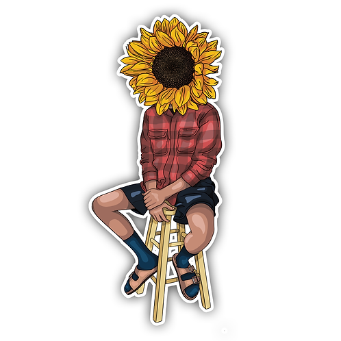 Plant Daddy Sticker