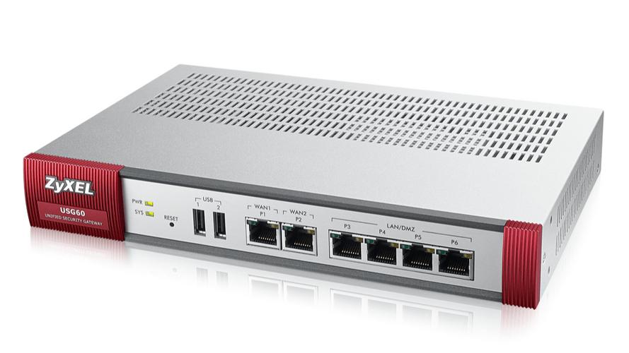 Zyxel Firewall - USG60