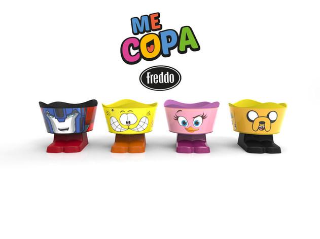Tacita para helado - FREDDO - ME COPA