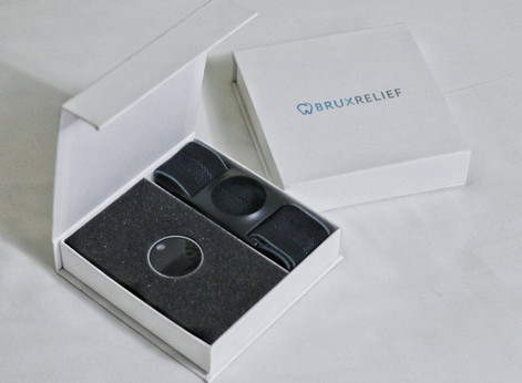 BruxRelief Starter Kits Shipped to Dentists for Wellness Data Collection