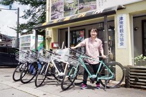 奥信越サイクリング街道を