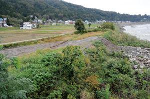 02.10.17信濃川大増水いま・信濃川橋.jpg