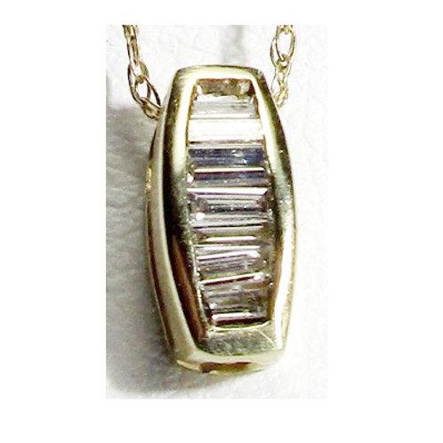 1/5 CTW Diamond Pendant