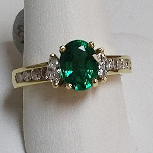 Finest quality Emerald 1.3 carat