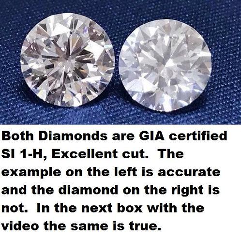 diamond misgrading warning!