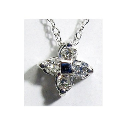 1/8 CTW Diamond Necklace