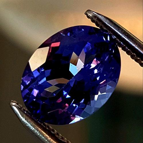 Tanzanite 2 carat