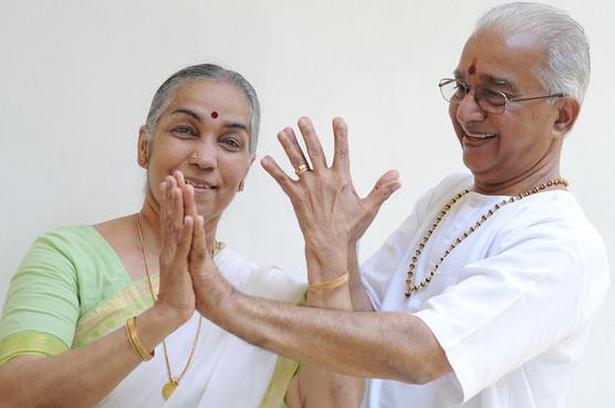 Shanta Dhananjaya & V.P. Dhananjayan