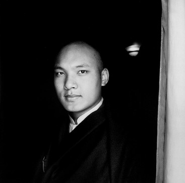 Ogyen Trinley Dorje, the 17th Karmapa
