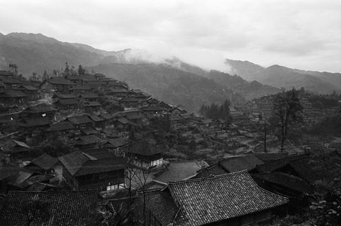 Miao country, southeast China