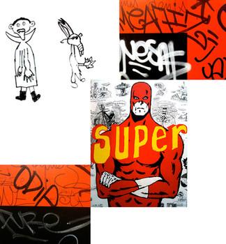 super hero I