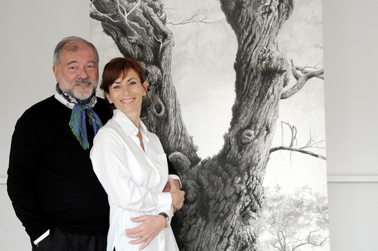 Yves Taralon & Elisabeth Thiry