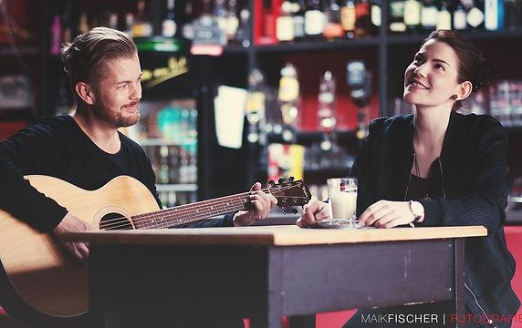 Mila West Acoustic-Duo Kassel