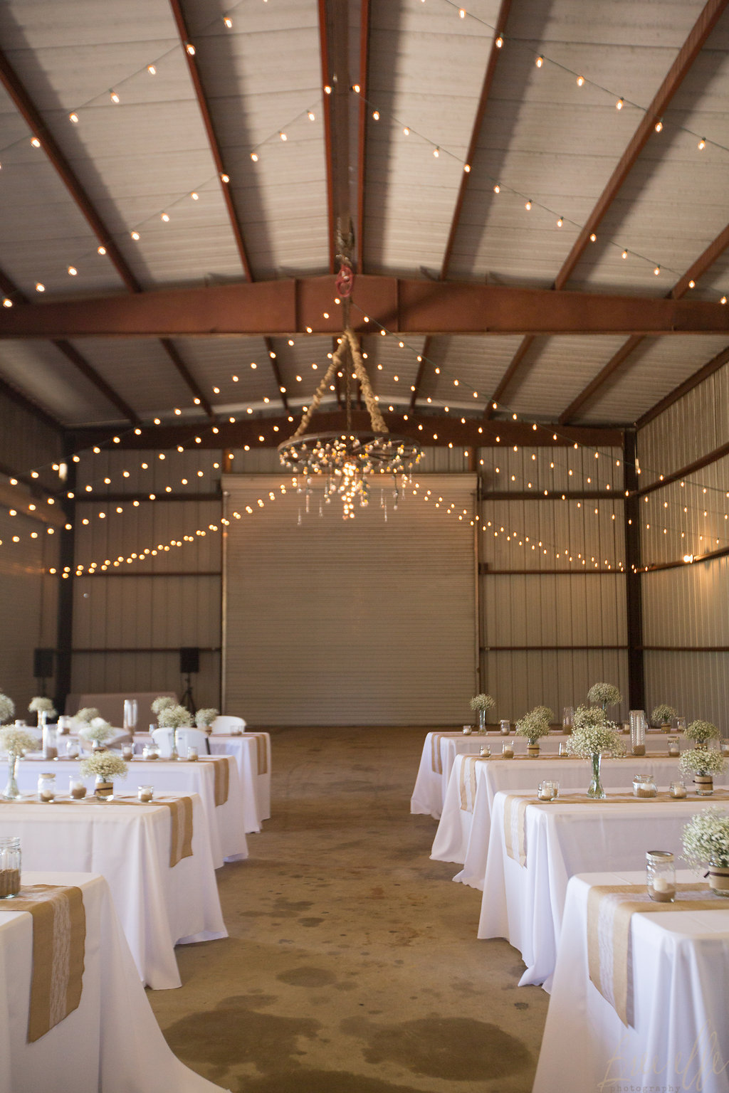 Barn Front View Reception