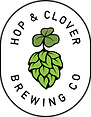 Hop and Clover Logo