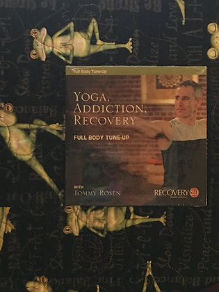 Yoga, Addiction, Recovery Full Body Tune-Up