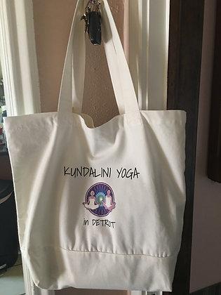 Kundalini Yoga Tote Bag