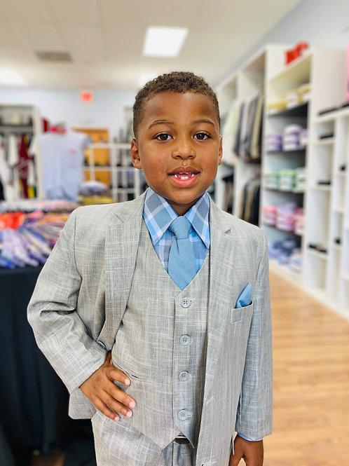 100% Linen Lito Suit