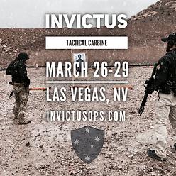03/26 Tactical Carbine Series