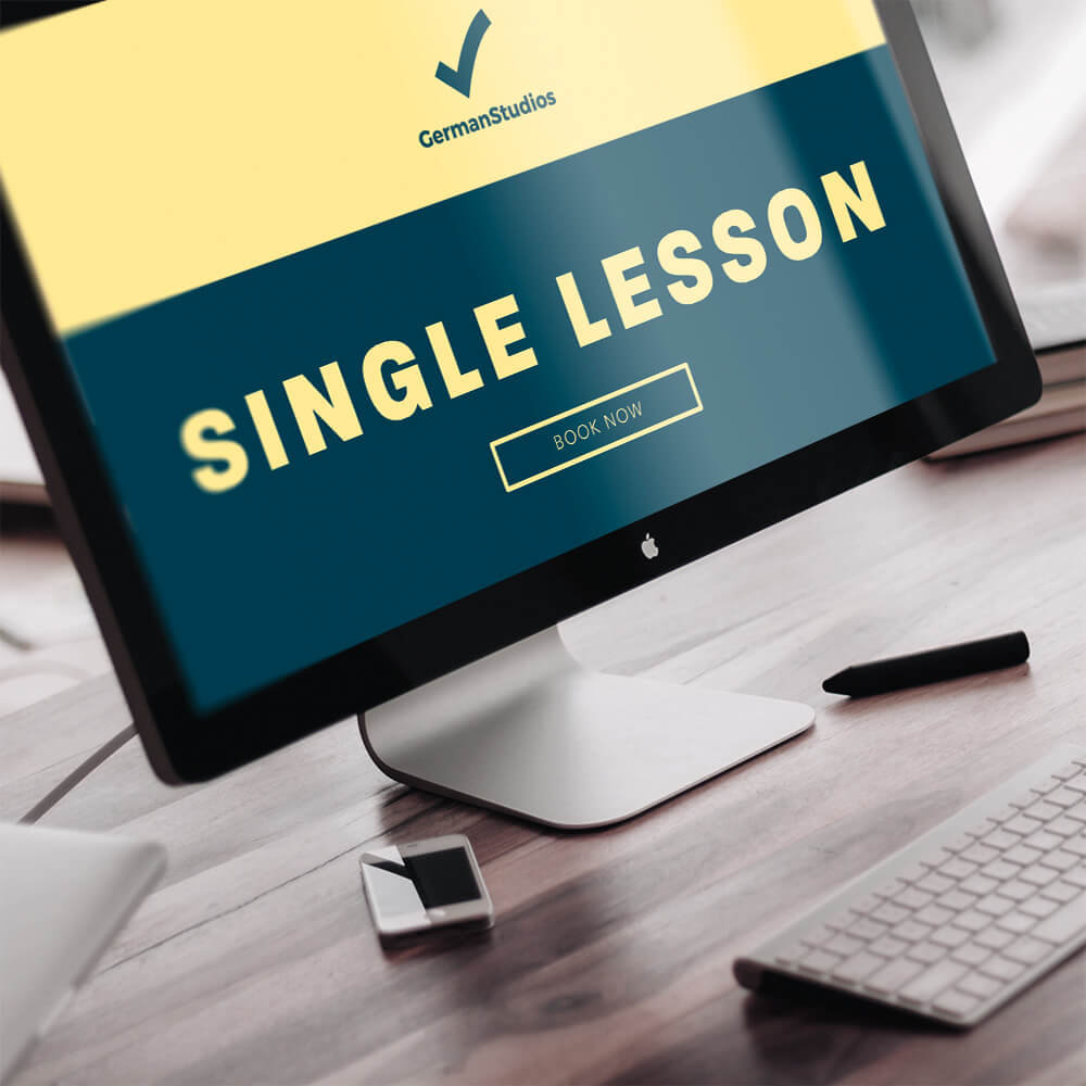 Single lesson with Timo
