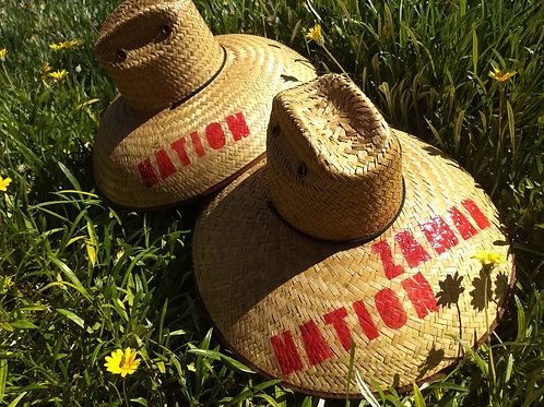 "TRIBE  ""Farmer"" Hats"