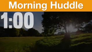 The Fun Morning Huddle