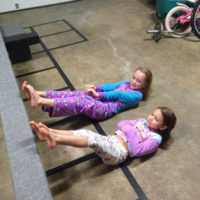My Favorite Exercises To Do With My Kids