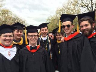 Congratulations to Our Graduating Seniors!