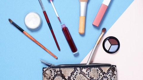 10 Essentials for Beginners Makeup kit