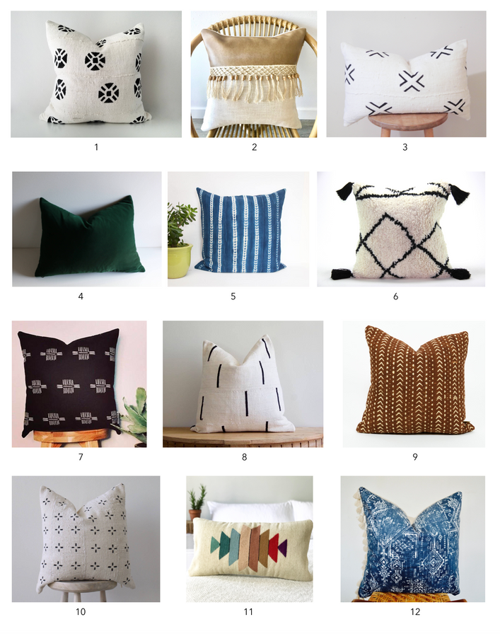 Currently Crushing: Pillows