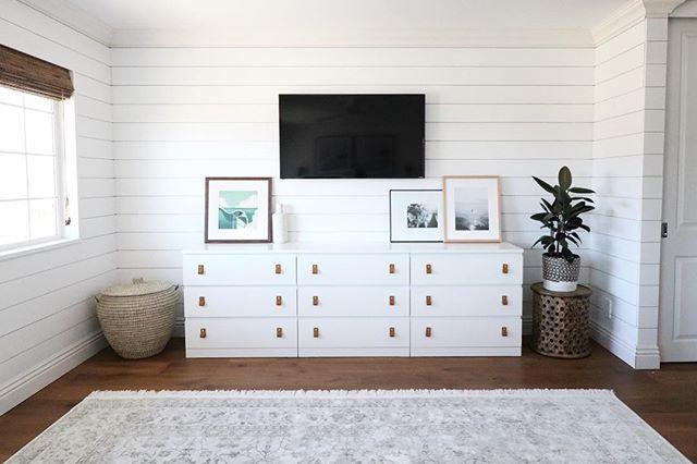 Ikea Hack: 9 drawer dresser