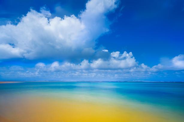 Gold and Blue, Kauai