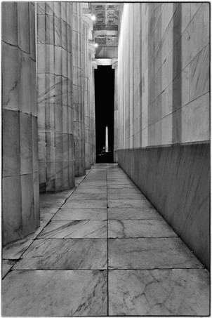 The Monument from the Lincoln Memorial