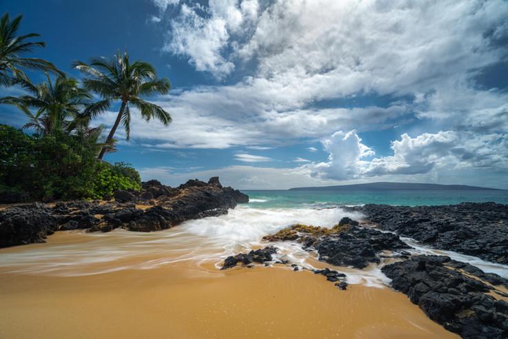 Not so Secret Beach/Cove, Maui