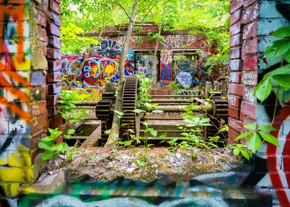 Gears and Graffiti