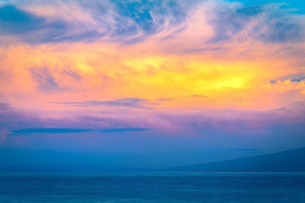 Sunrise, Maui
