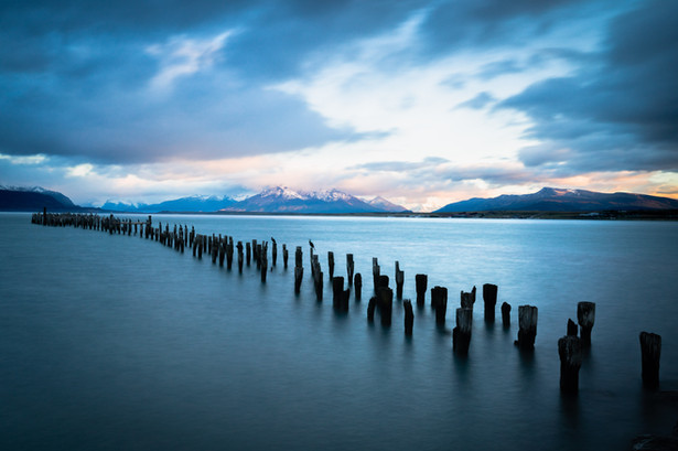 Sunrise, Puerto Natales