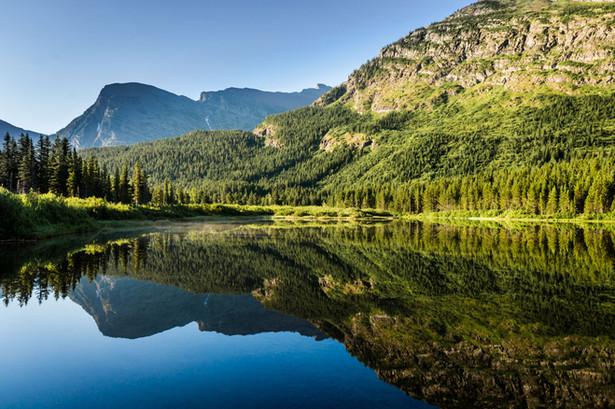 Fisher Cap Lake