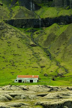 Iconic Icelandic homestead