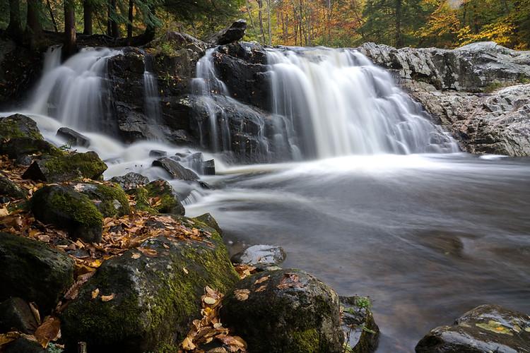 Buttermilk Falls, Billings Park