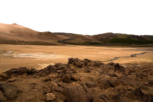 Lake Myvatn Geothermal - Hverin