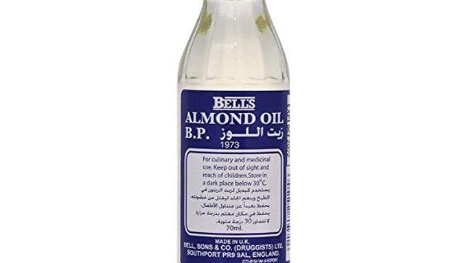 Bells Almond Oil