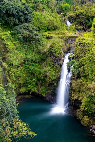 Wailuaiki Falls, Maui