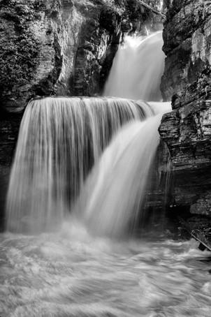 St Mary Falls