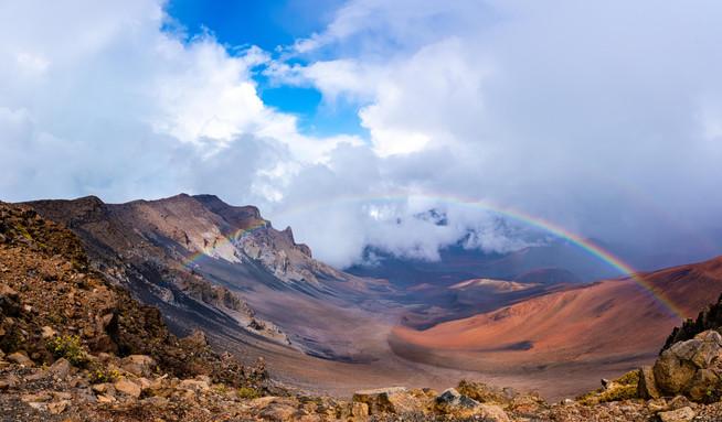 Haleakalā Crater, Maui