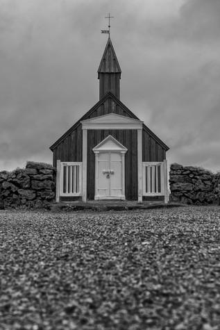The Black Church - Búdakirkja